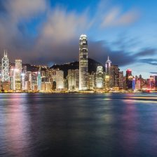 Hong Kong striving for technology innovation