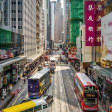 New model of big data and big application in Hong Kong