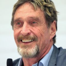 McAfee founder confirmed to have passed away