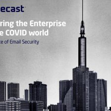 Securing the enterprise in the Covid world – The state of email security