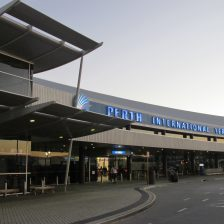 Touchless technology and processes keeping Perth Airport passengers safe